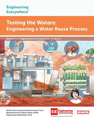 Testing the Waters: Engineering a Water Reuse Process book cover
